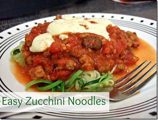 zucchininoodles