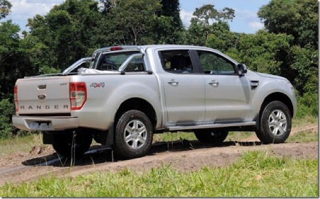 Nova Ford Ranger 2013 XL, XLS, XLT, Limited (6)