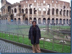 Coloseum and me
