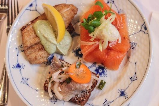 Smørrebrød hos Restaurant Kronborg - Mikkel Bækgaards Madblog