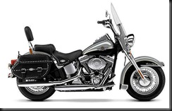 Harley FLSTCI Heritage Classic