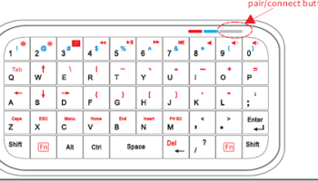 Review: Rii i28C Mini Wireless Keyboard - OxGadgets