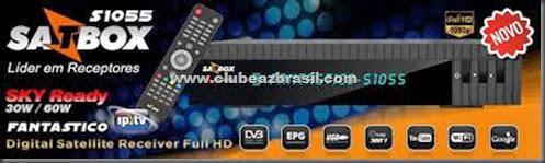 SATBOX S1055 HD IPTV WIFI NOVA ATUALIZAÇÃO - V2,89 - 28.07.2014