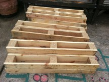 Wooden Pallet Garden Projects Boxes 2