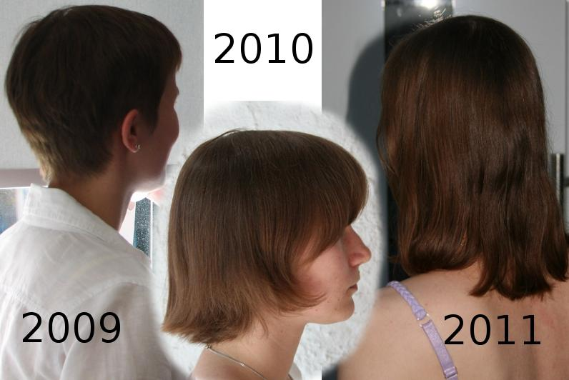 Schnitt Um Haare Lang Wachsen Zu Lassen