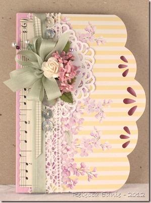 summer floral journal