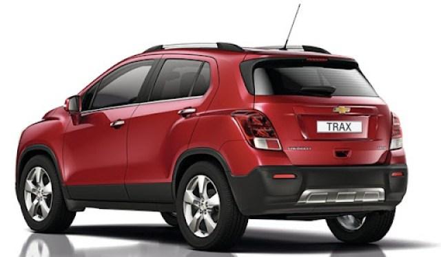 Chevrolet Trax brasil 2013 (2)