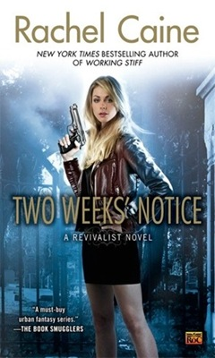 rachel caine - two weeks' notice