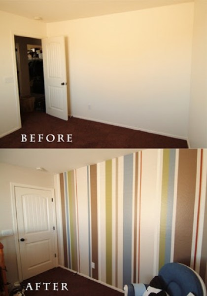 Stripe_wall_Before_After