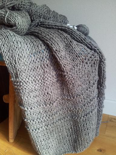 DIY snel en makkelijk een deken breien  Only Handmade