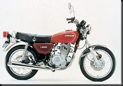 Kawasaki Z200 77  1