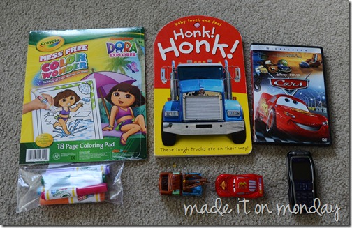 The Monday Blog Road Trip Activities For 2 Year Olds