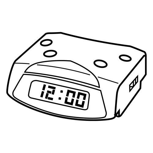 Colorear Relojes Despertador Auto Electrical Wiring Diagram