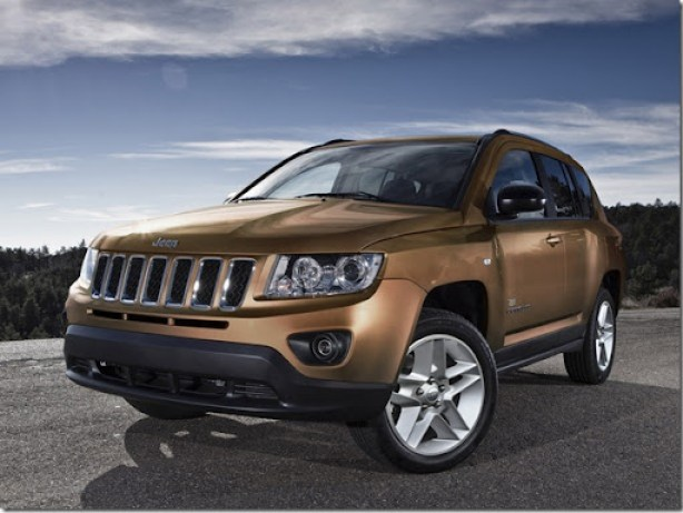 2011 Jeep Compass 70th Anniversary Edition