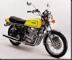 Honda CB750F 76 3