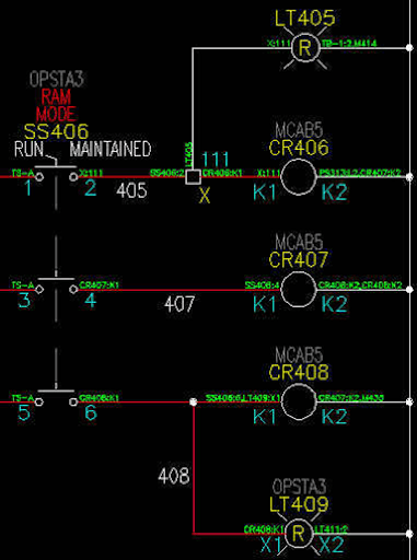 Terminal AutoCAD: AutoCAD Electrical  Wire FromTo