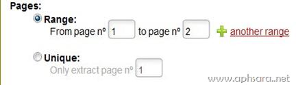 การตั้งค่า แยกและรวมไฟล์เอกสาร pdf
