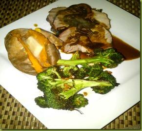 dinner 20110624