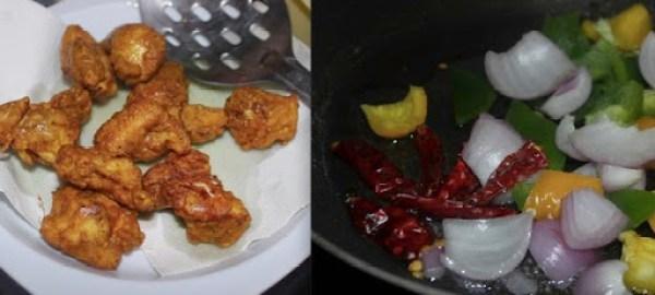 Chilli Chicken step5