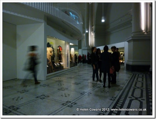 V&A London Fashion 4
