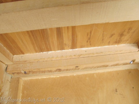 Chest of Drawers into Entertainment Center (21)