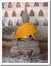Wat Sisaket Vientiane Laos Buddha