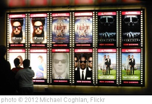'Movie Posters' photo (c) 2012, Michael Coghlan - license: http://creativecommons.org/licenses/by-sa/2.0/