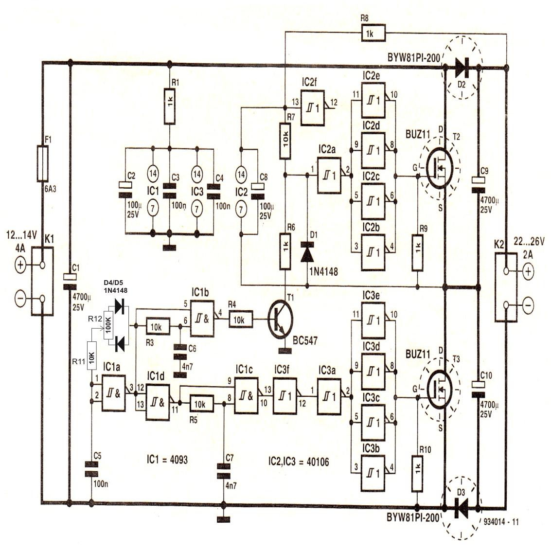 10 watt led driver circuit diagram square d water pump pressure switch wiring electronic circuits transformerless power supply