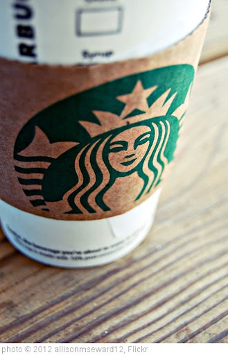 'Starbucks' photo (c) 2012, allisonmseward12 - license: http://creativecommons.org/licenses/by/2.0/