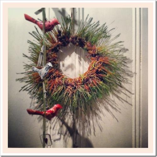moss Wreath