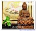 【行光合作用的綠檀木】觀世音菩薩一尺六~天然ㄟ尚厚~農曆七月第一篇還是請我們九龍莊嚴慈悲的觀世音菩薩嚕~