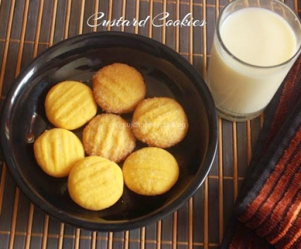 Custard Cookies1