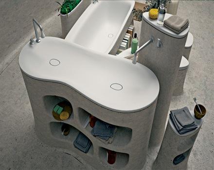 lavabo-bañera-de-diseño-moderno