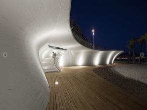 arquitectura y diseño Paseo Marítimo Benidorm