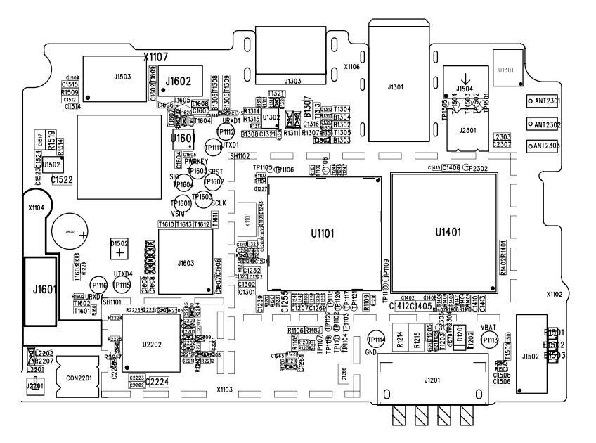 Lenovo P770 Schematics