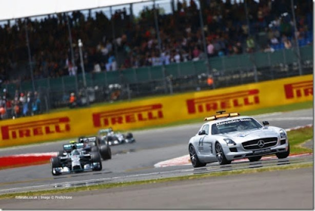 2014 Formula One British Grand Prix, Silverstone International Race Circuit, Towcester, Northampton, Great Britain, 3rd - 5th July 2014. 