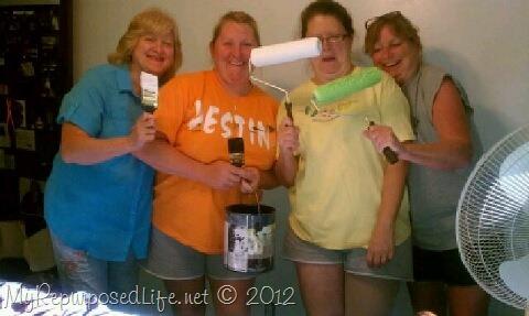 Crazy Paint Crew