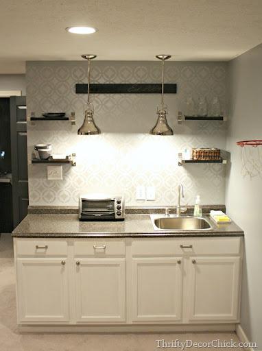 Kitchen Area Ideas