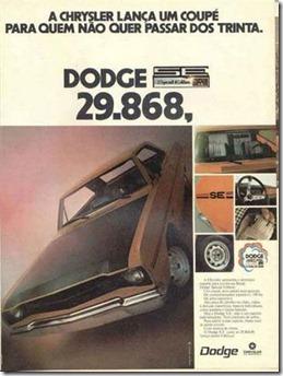 Dodge Dart SE