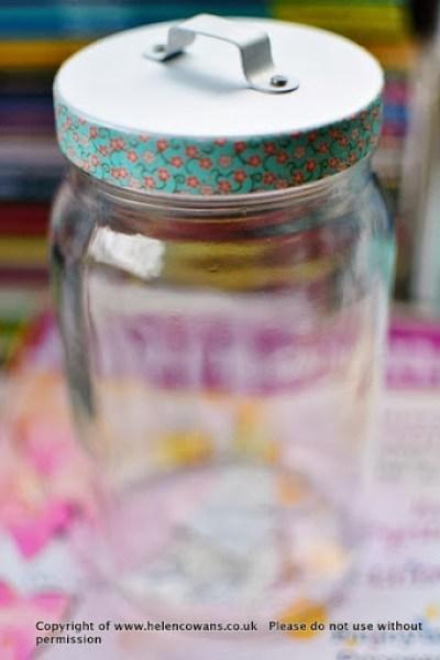 Decorated jar 1