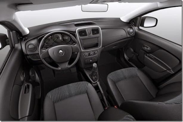 Novo Logan_Authentique 1.0 16V Hi-Power_interior