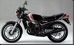 Yamaha RD350  82