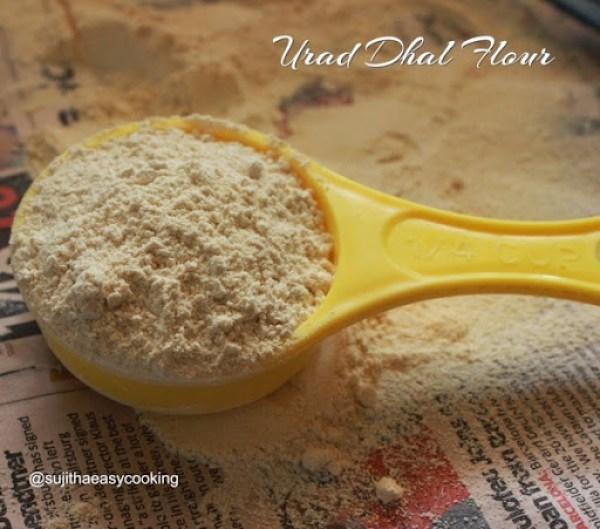 Urad dhal flour
