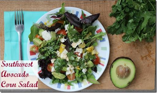 Southwest Corn Salad
