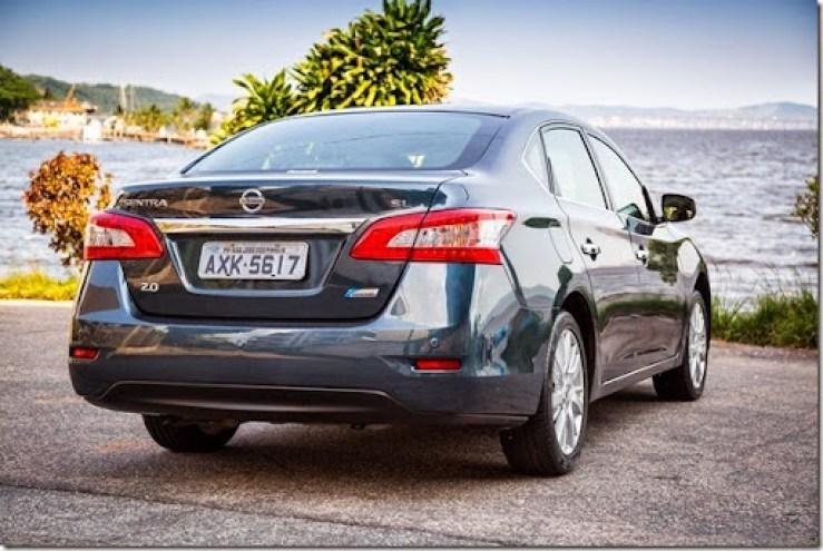 Nissan Sentra SL 2014 (15)