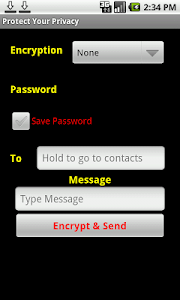 Protect Your Privacy screenshot 1