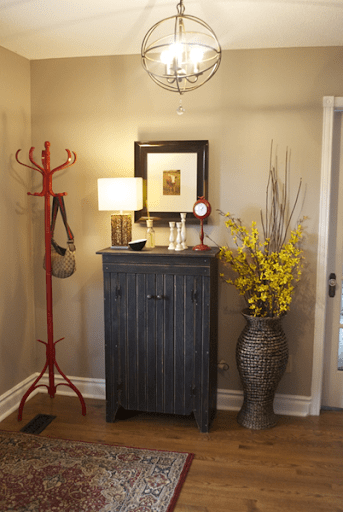 Popular paint colors - Perfect Greige by Sherwin-Williams