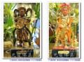 板橋專業神像整修翻新~韋馱菩薩佛像金身修補@九龍佛具
