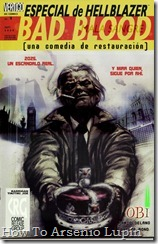 P00001 - Hellblazer - Bad Blood #1 (de 4)