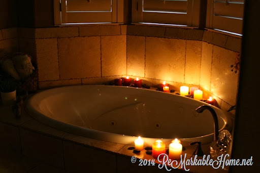 ReMarkable Home Romantic Spa Night Stay At Home Date Idea